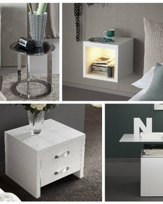 Dresser and Bedside Tables